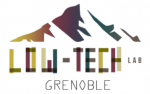 Logo Low-ech Lab de Grenoble
