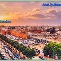 Vue Bab L7ed Rabat