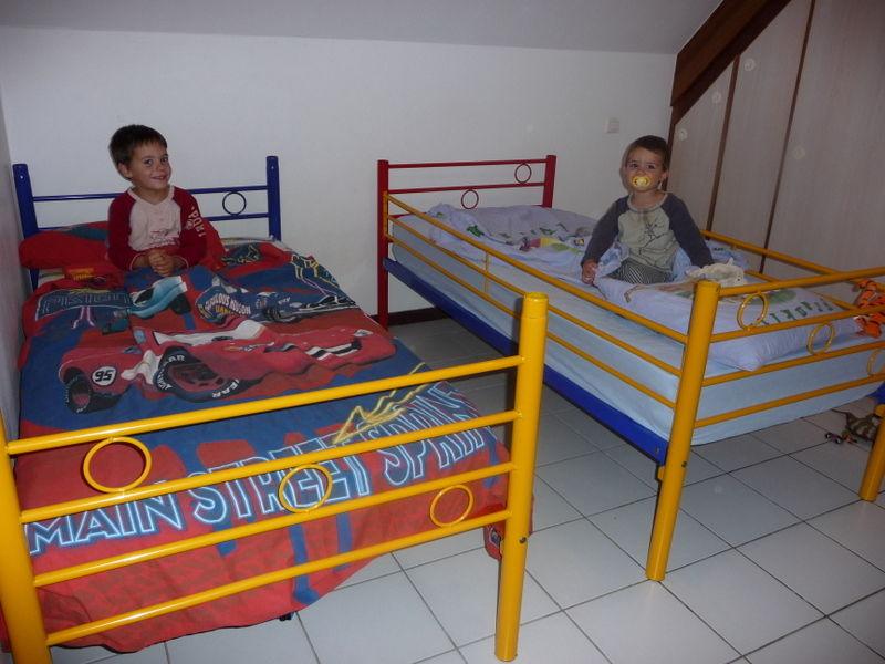 les nouveaux lits au bout d'1 semaine