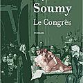 Le congrès ---- jean-guy soumy