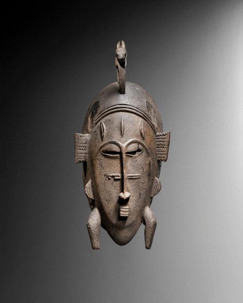 Masque Sénoufo Kpélié