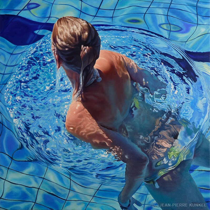 swimming jean-pierre kunkel
