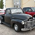 CHEVROLET 3100 pick-up 1950 Créhange (1)