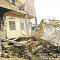 Plan d'urgence: le désenclavement des quartiers a commencé