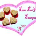 Shampoing savon en barre très doux pour cheveux secs et abimés