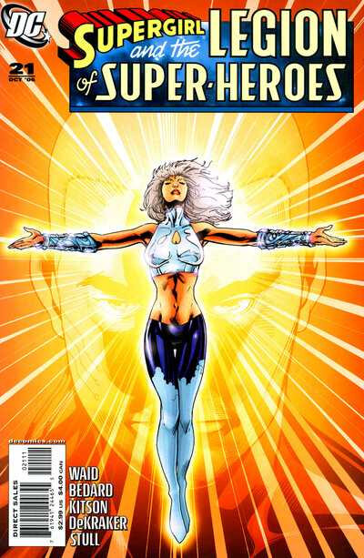 supergirl and the legion of super-heroes 2005 21