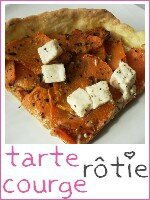 tarte courge rotie - index