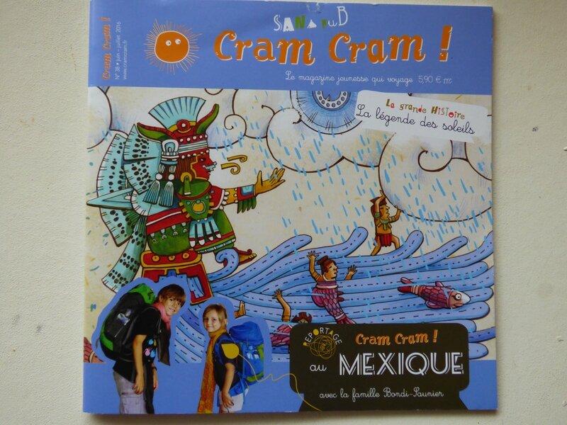 Cram Cram Mexique 1