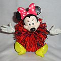 (x34x) Collection MINNIE MOUSE. Inclassable .