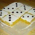 Une recette oubliée: mes carrés au citron !