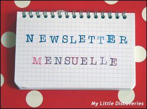 Newsletter horizontale