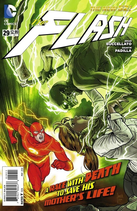 new 52 flash 29