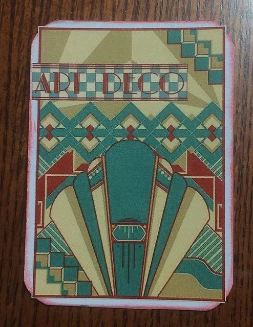 ATC ART DECO