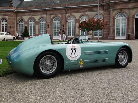 HERSHEY WALTHAM Streamliner Jaguar Barchetta 1948 Classic Gala de Schwetzingen 2010 3