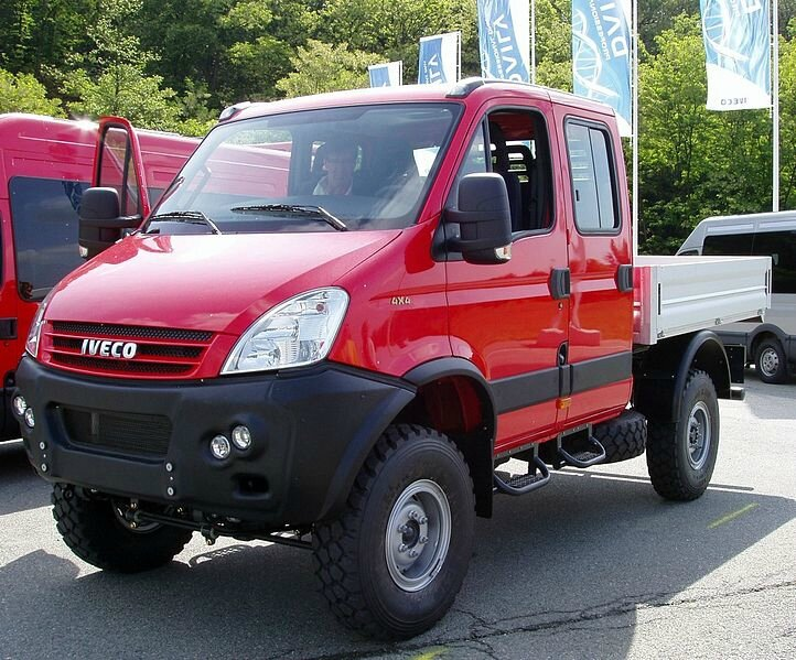 2007_Iveco_Daily_4x4