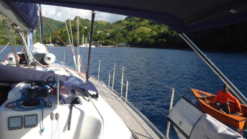 9 Wallilalou bay, la baie des Pirates