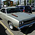 Plymouth road runner hardtop coupe-1969
