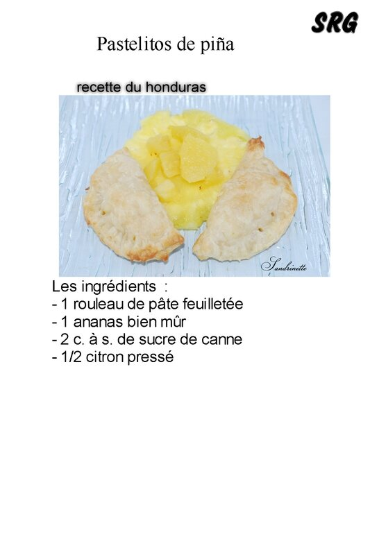 Pastelitos de piña (page 1)