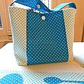 Sac à goûter, lunch-bag