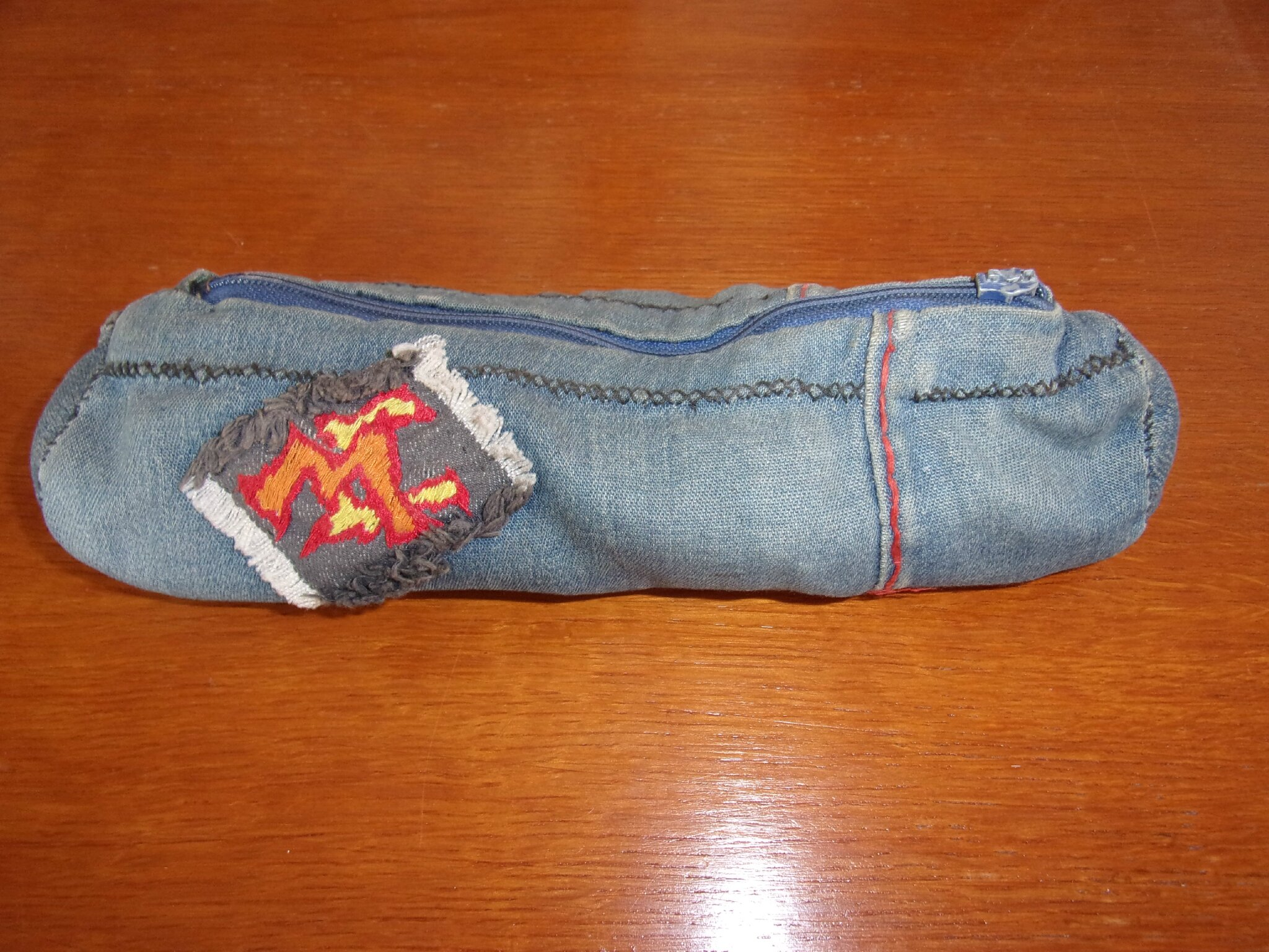 recycle jeans...