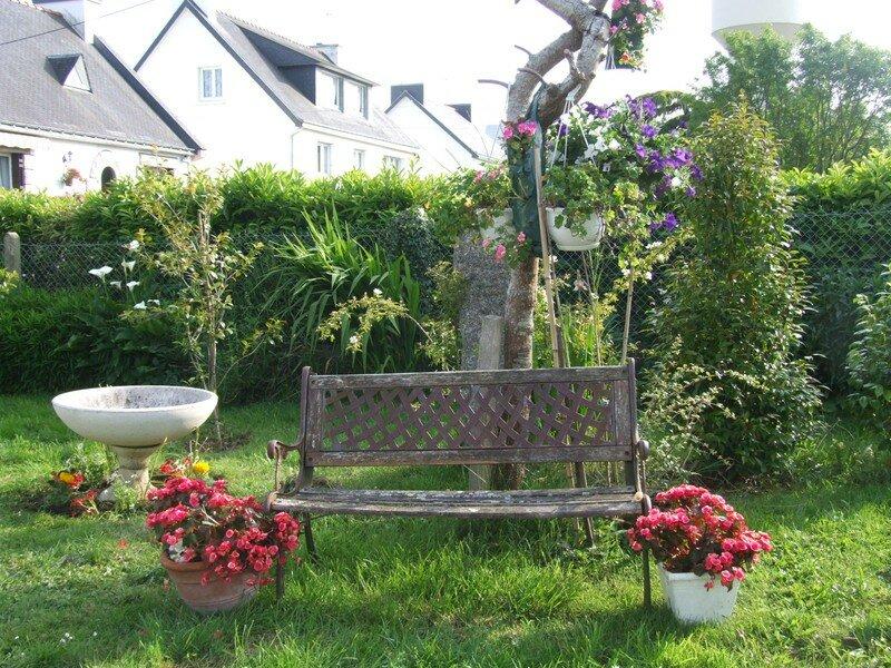 Quelques photos du jardin fleuri - Venez chez Mannick scrapbooking ...