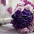 De si jolis bouquets...