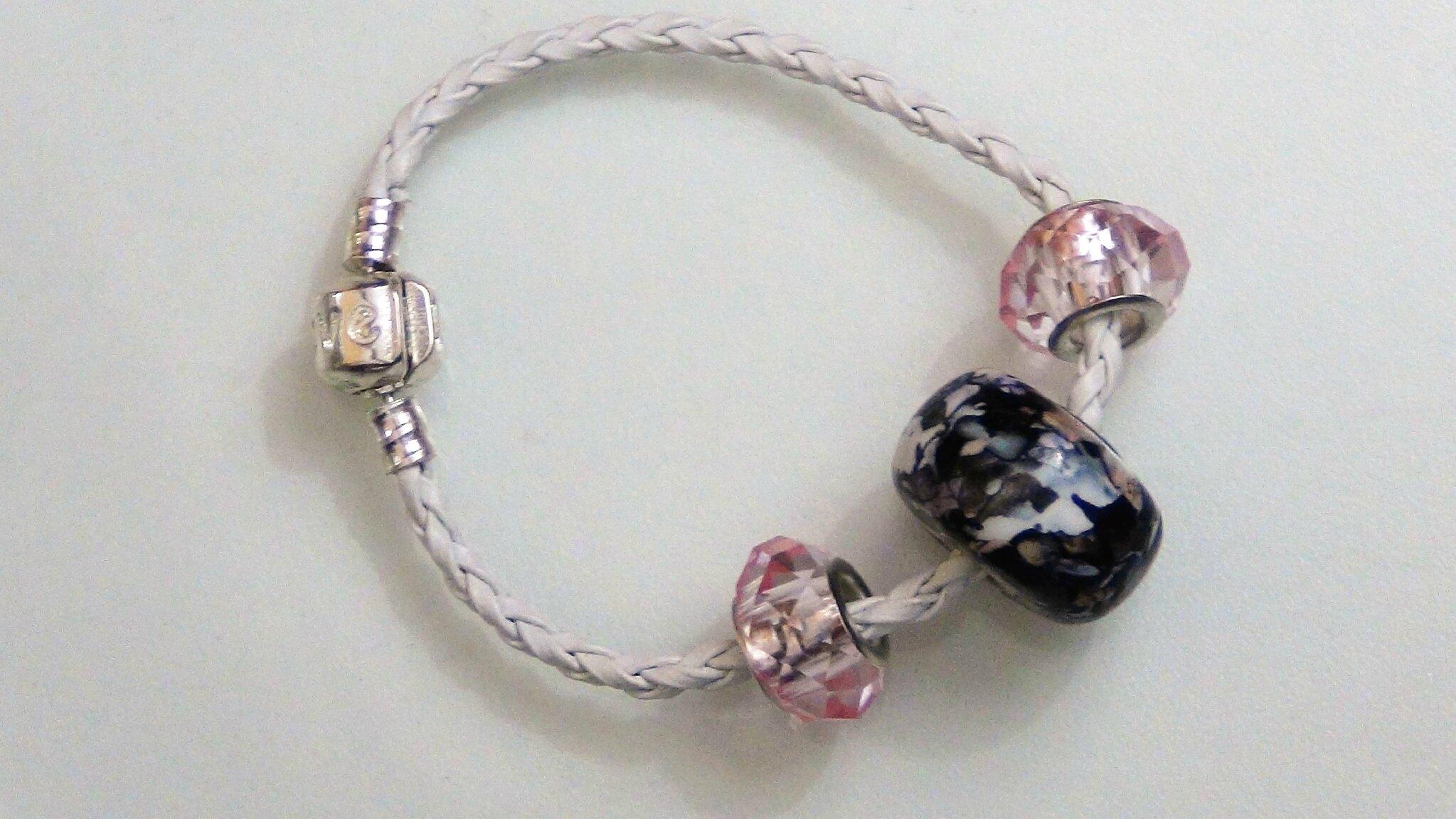 collier imitation pandora