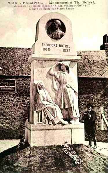 Botrel monument2
