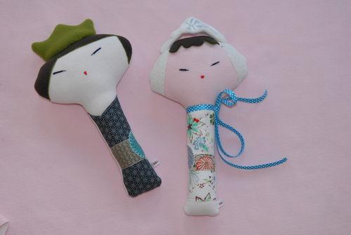 Takeshi et Mitsouko