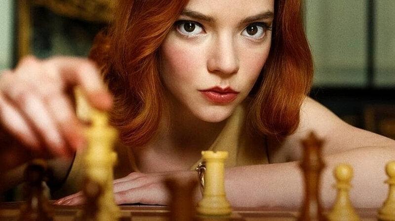 Le jeu de la dame 1