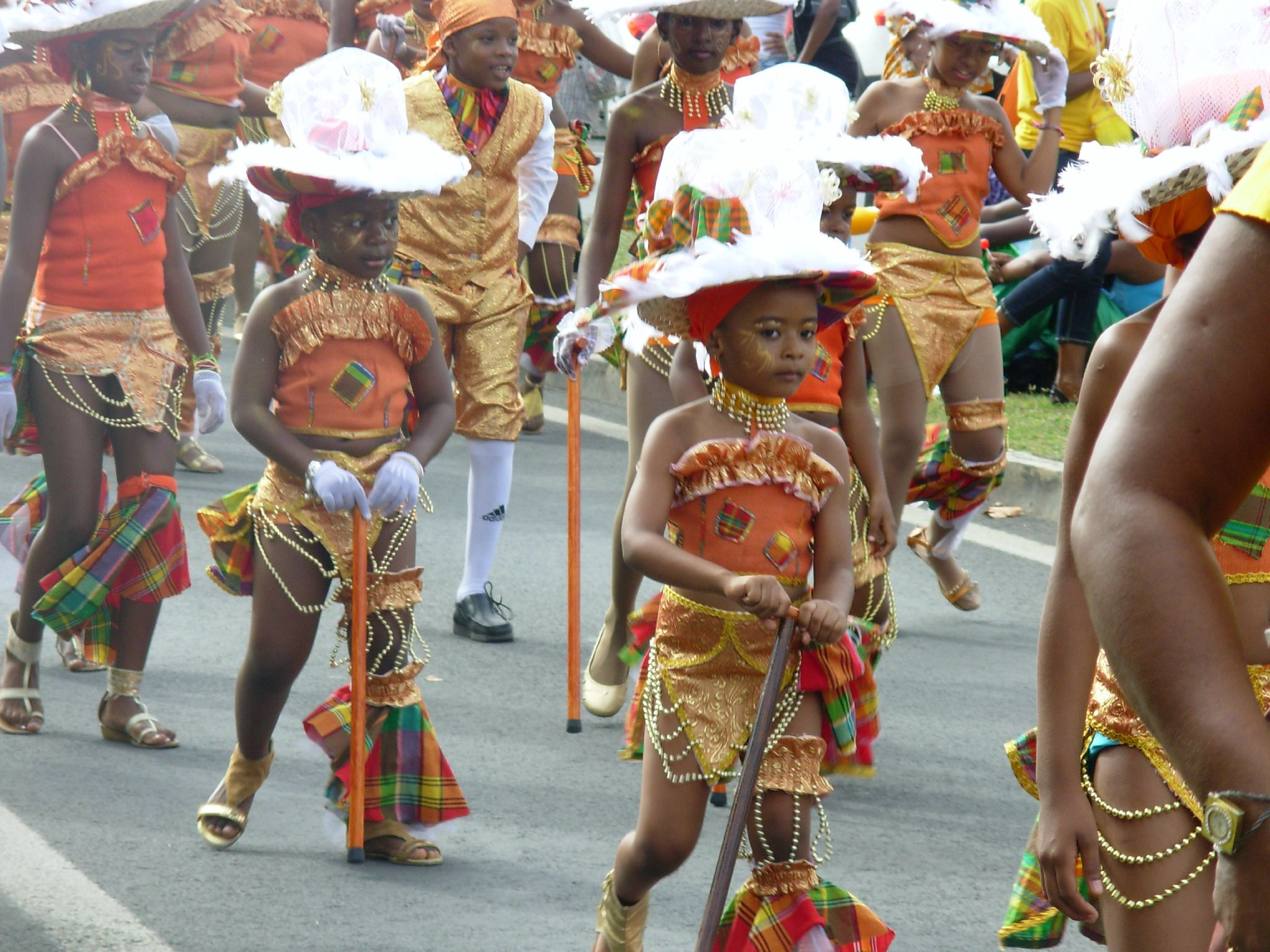 La Guadeloupe ... Le Carnaval !!