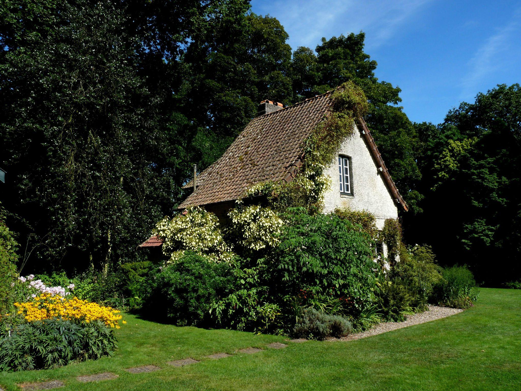 petite maison du jardin du vasterival 2012 photo de mon coup de coeur le jardin de la. Black Bedroom Furniture Sets. Home Design Ideas