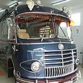 1955 mercedes op311 salamander bus