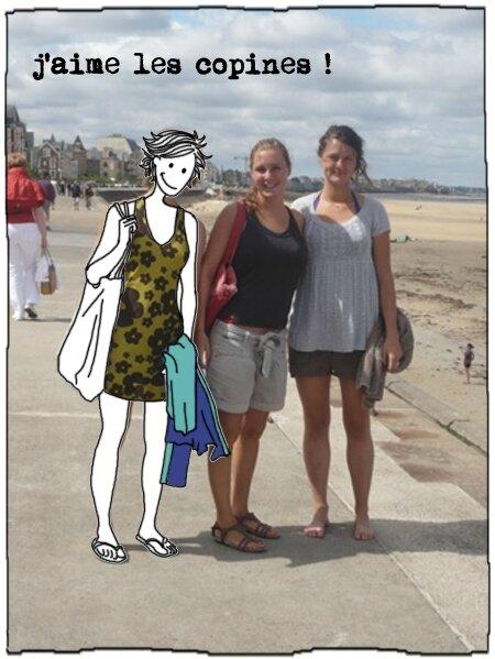 Saint-Malo digue