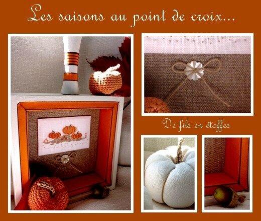 SAL Les saisons automne 2