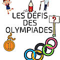 Communiqué de nos amis sportifs pour nos enfants sportifs! merci