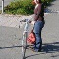 Juste un article pour mettre les photos de christelle et moi ... sur notre vélo ... tout pourri ...