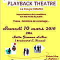 Play back theatre