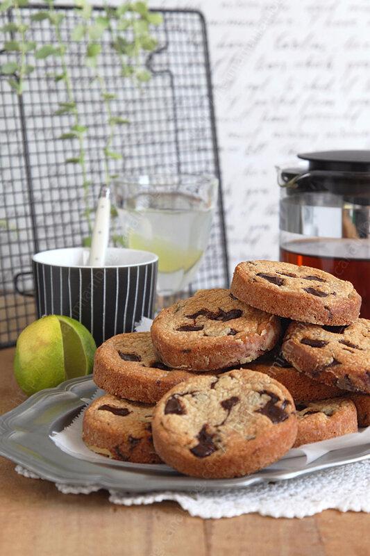 recette de cookies au beurre de cacahuete de Julie Andrieu 000002 LE MIAM MIAM BLOG