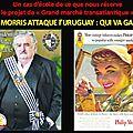 Philip morris demande purement et simplement l'abrogation de plusieurs articles d'une loi anti-tabac votée par l'uruguay.