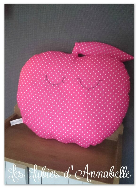 coussin pomme [900]