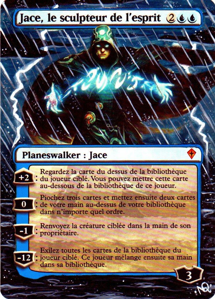 ¤ Jace, Le Sculpteur De l'Esprit Altéré ¤
