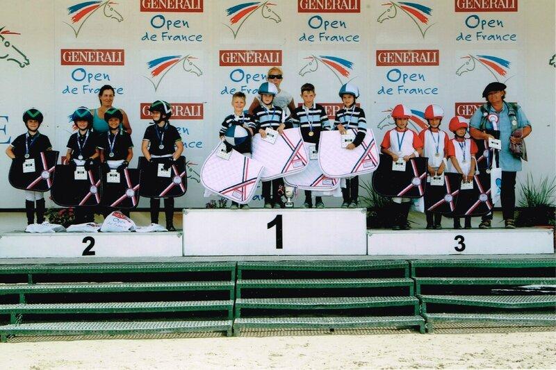 CCE A1 2015 podium