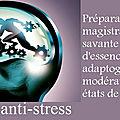 Le stress et son influence sur l'organisme