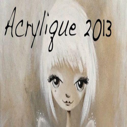 Acrylique 2013