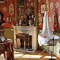la chambre de Maupassant