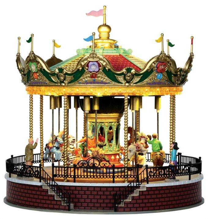Carrousel musical miniature Lemax