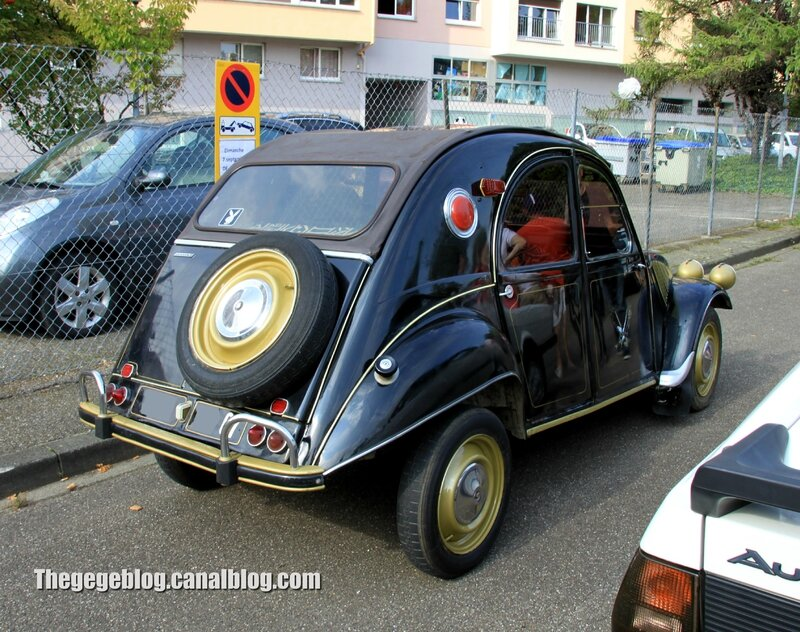 Citroen 2CV custom (Retrorencard septembre 2014) 02