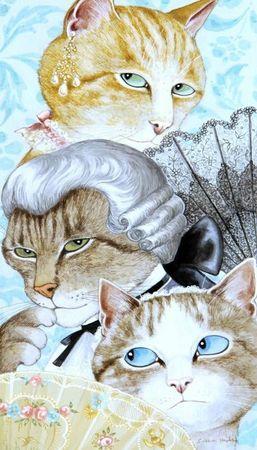 4 les chats de Susan Herbert série 4 (42)