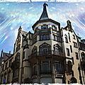 Le palais des fêtes de strasbourg